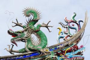 Forêt de temples à Tainan et de pins à Fenchihu