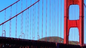 Du haut en bas de San Francisco