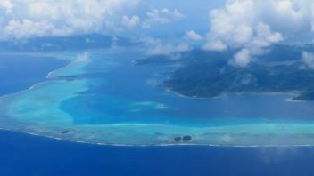 Des perles de la Société: les îles Huahine et Bora-Bora