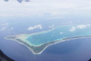 Le paradis bleu de l'archipel des Tuamotou